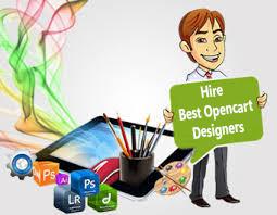hire best opencart designer